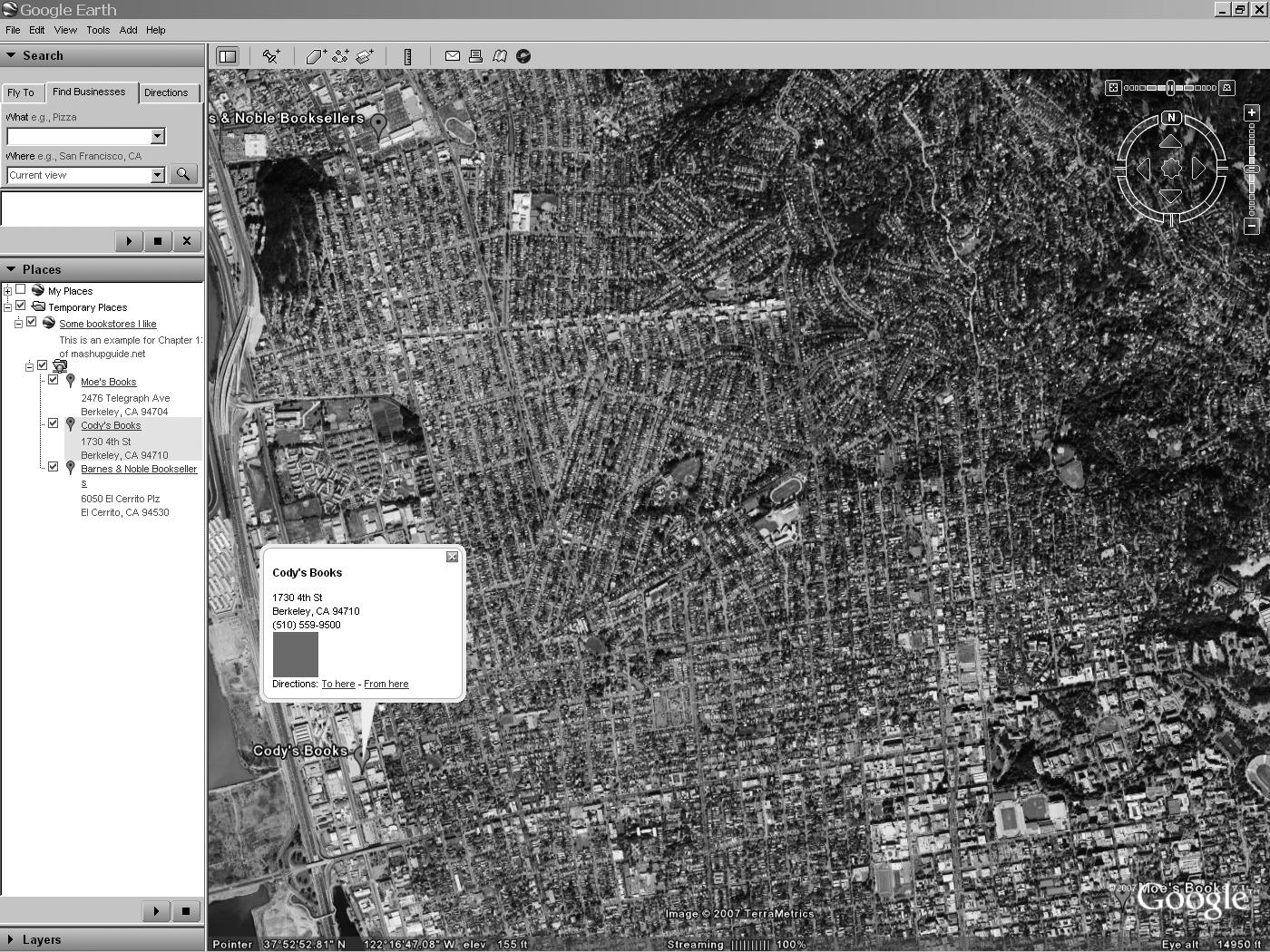 Google Earth and KML